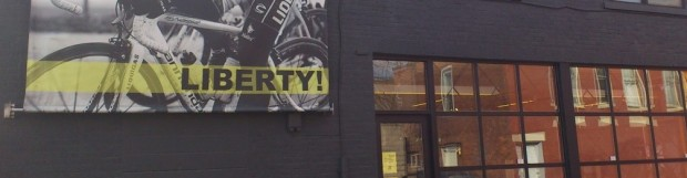 Liberty Bicycles: Many windows a challenge for security