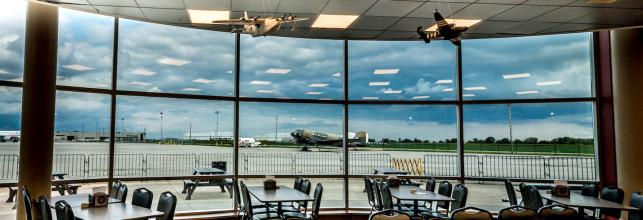 Canadian Warplane Heritage Museum Window Film Success Story