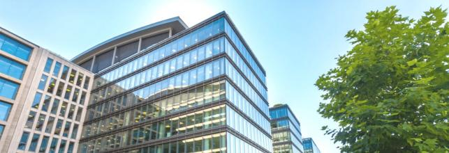 Improve your offices Energy Performance with Window Film