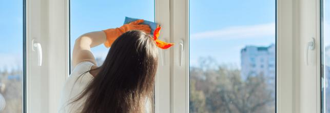 How to Clean and Care for Windows after Window Film is applied