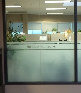 Henry Schein Window Film