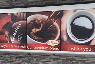 Tim Hortons – Niagara-on-the-Lake Outlet Mall