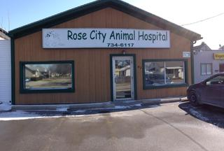 Rose City Animal Hospital – Welland, Ontario